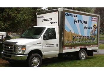 Montreal fencing contractor Fantastik Fences