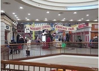 Toronto amusement park Fantasy Fair at Woodbine Shopping Centre