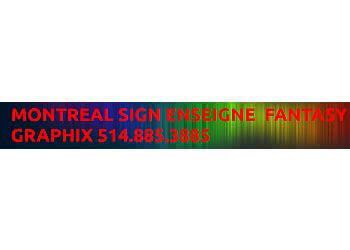 Montreal sign company Fantasy Grafix