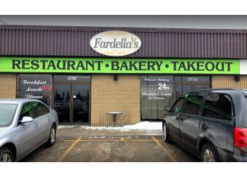 Kingston bakery Fardella's Classic Bakery & Internet Cafe