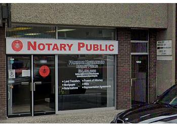 Coquitlam notary public Farinaz Kovacevic Notary Public