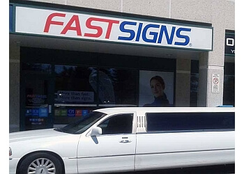 Vaughan sign company Fast Signs
