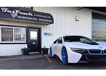 Richmond auto body shop Fastrack Autobody Ltd.