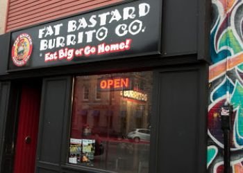 Guelph mexican restaurant Fat Bastard Burrito Co.