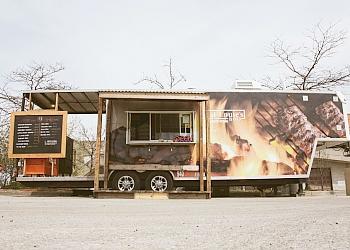 Toronto food truck Fat Louie's BBQ