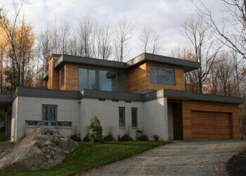 Granby residential architect Favreau Blais Associés Architectes
