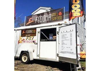 Saint John food truck Fedora Grill & Seafood