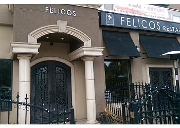 Richmond mediterranean restaurant Felicos