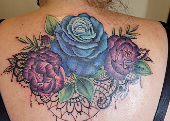 Belleville tattoo shop Feminink