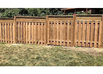 Brampton fencing contractor Fence Master Constructions Inc.
