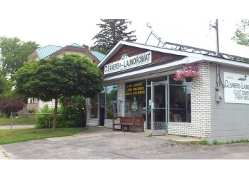 Kawartha Lakes dry cleaner Fenelon Cleaners and Solar Coin Laundry
