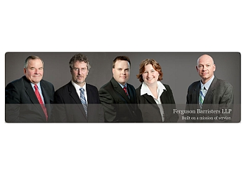 Orillia personal injury lawyer Ferguson Barristers LLP