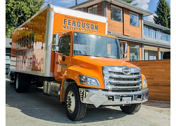 Richmond moving company FergusonMoving & Storage
