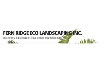 Milton landscaping company Fern Ridge Eco Landscaping Inc.