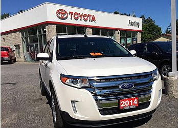 Huntsville car dealership Festing Toyota