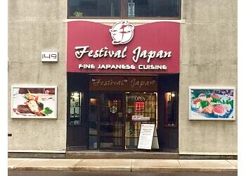 Ottawa japanese restaurant Festival Japan