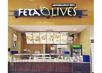 Belleville mediterranean restaurant Feta & Olives Mediterranian Grill