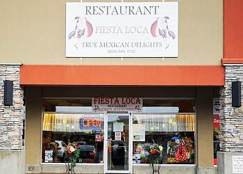 Chilliwack mexican restaurant Fiesta Loca