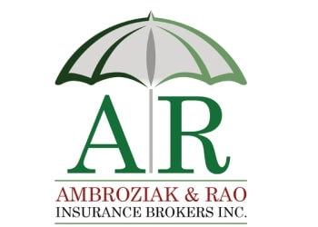 Mississauga insurance agency Filip Ambroziak, Ambroziak & Rao Insurance Brokers Inc.