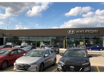 London car dealership Finch Hyundai