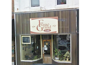 St Catharines cafe Fine Grind Cafe