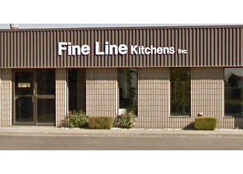 Cambridge custom cabinet FINE LINE KITCHENS INC.