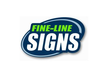 Ajax sign company Fine-Line Signs