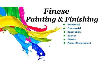Saskatoon painter Finese Painting & Finishing