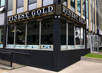 Richmond Hill jewelry Finest Gold Gallery