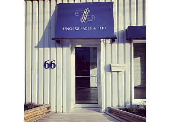 Moncton nail salon Fingers Faces & Feet