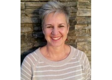 Edmonton physical therapist Fiona Styles-Tripp, BSC PT
