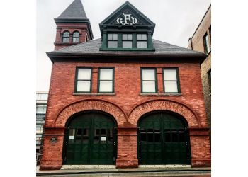Cambridge landmark Fire Hall Museum & Education Centre