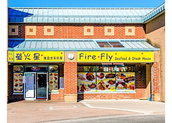 Markham steak house Firefly Seafood & Steak House
