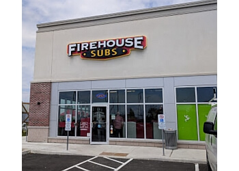Oakville sandwich shop Firehouse Subs