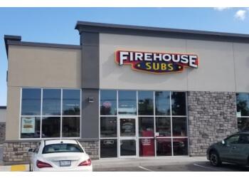 Peterborough sandwich shop Firehouse Subs