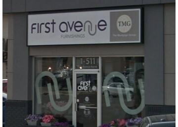 Saskatoon furniture store First Avenue Furnishings