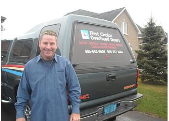 Stouffville garage door repair First Choice Overhead Doors