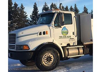 Grande Prairie septic tank service First Choice Septic & Contracting
