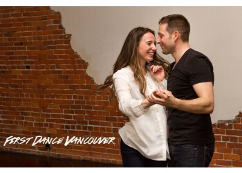 Vancouver wedding dance choreography First Dance Vancouver