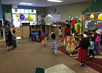Surrey preschool First Step Group Daycare Centre