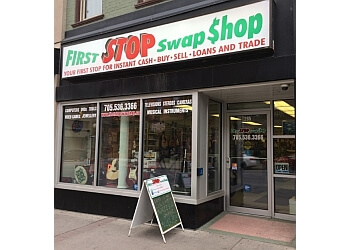 Peterborough pawn shop First Stop Swap Shop