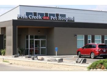 Calgary veterinary clinic Fish Creek 24 Hour Pet Hospital