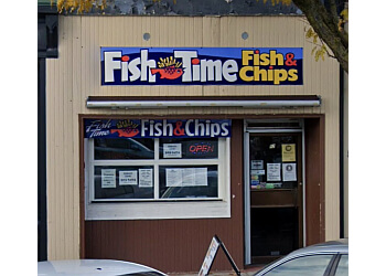 Stratford fish and chip Fish Time Fish & Chips