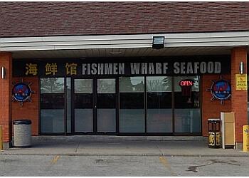 Markham seafood restaurant FISHMAN WHARF SEAFOOD