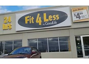 Brantford gym Fit4Less