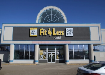 Lethbridge gym Fit4Less