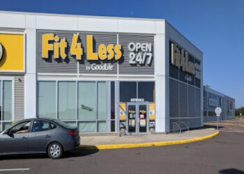 Moncton gym Fit4Less