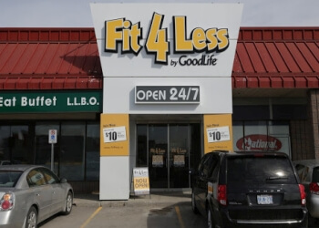 Newmarket gym Fit4Less