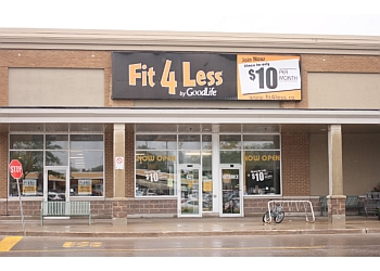 Sarnia gym Fit4Less