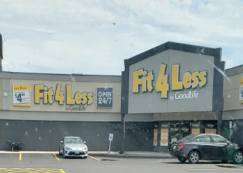 Sault Ste Marie gym Fit4Less